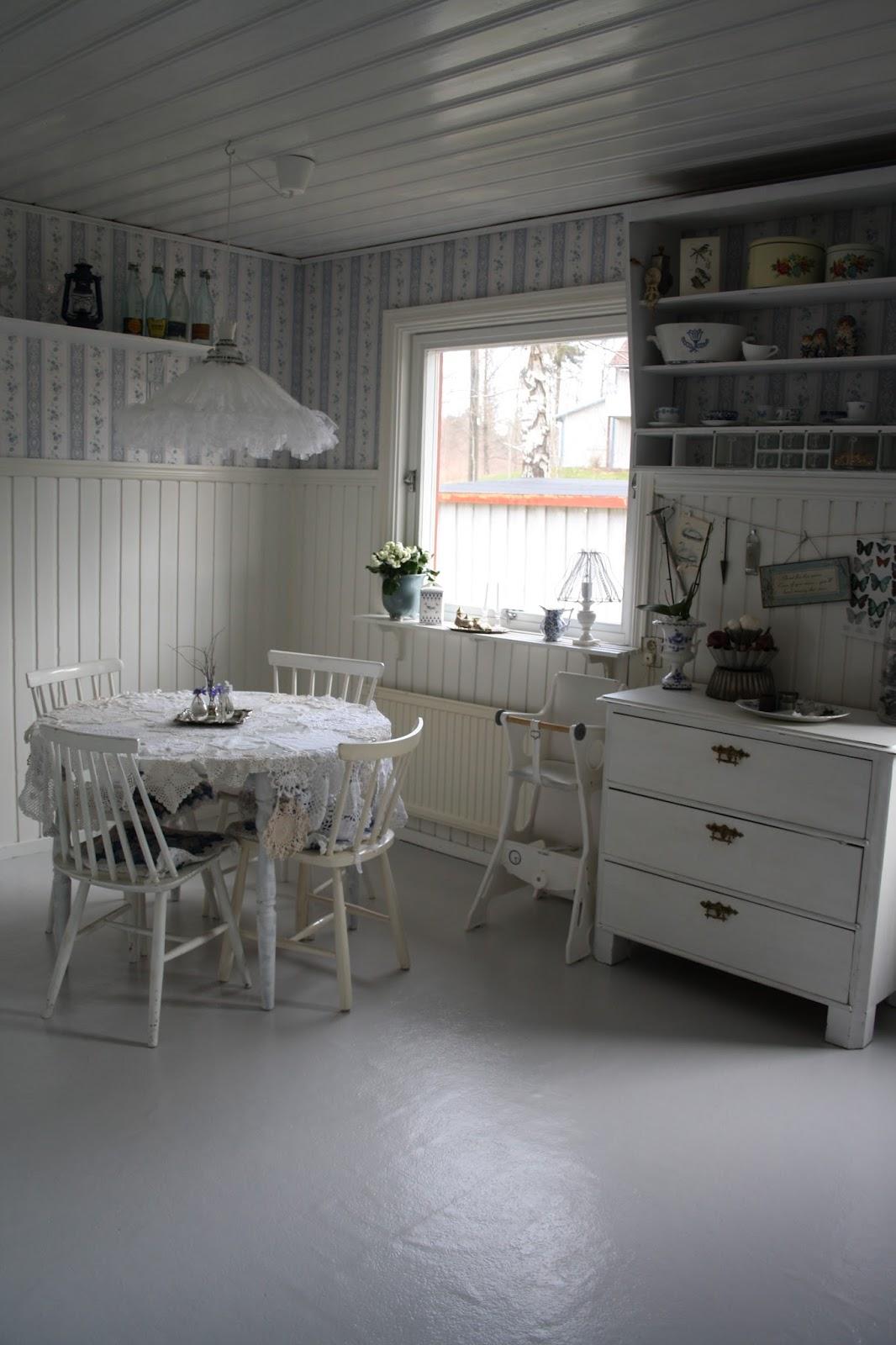 Choices by annie: ett loppisfynd tar plats och renoveringen av kök ...