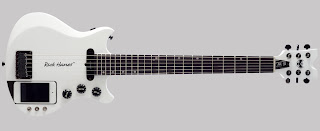 artist signature series rick hanes guitar