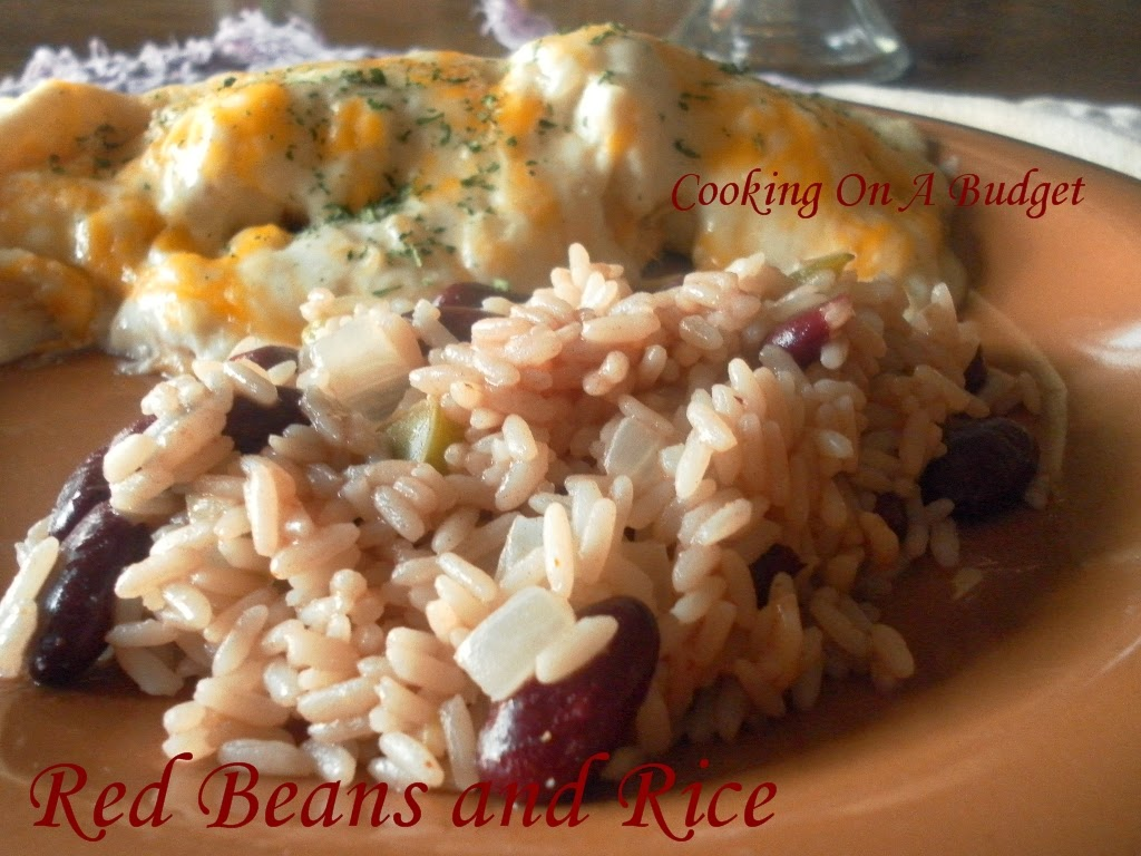 Cooking On A Budget: Red Beans and Rice