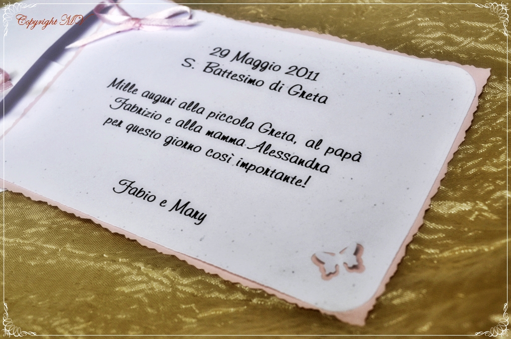 Popolare Belle Frasi Per Invito Battesimo BS65 » Regardsdefemmes TQ93