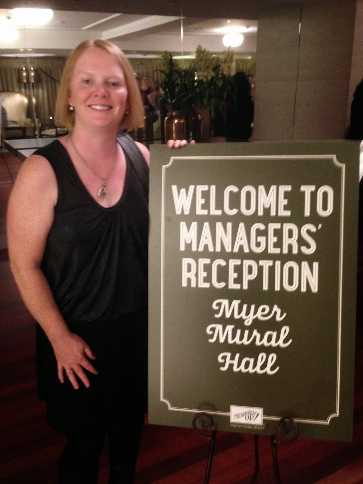 Managers reception 2014