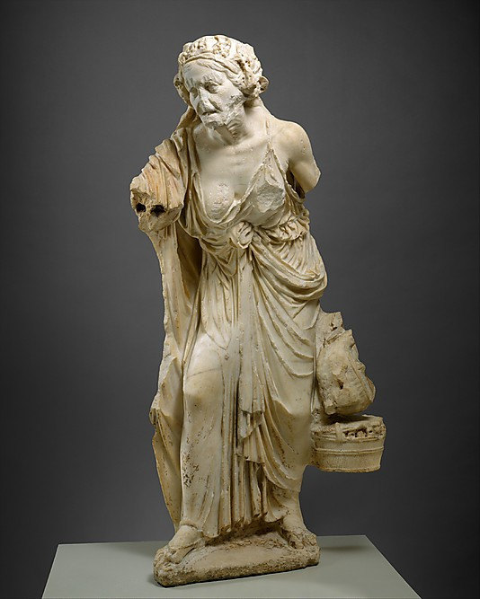 an introduction to the analysis of the statue of the egyptian scribe haremhab Idealized as it is, the famous metropolitan museum's statue of haremhab as a scribe, carved when he was still a general, betrays a certain weariness: hardly surprising in a man who had a full .