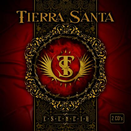 portada de Esencia - nuevo disco de Tierra Santa
