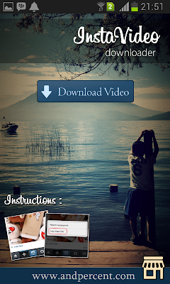 InstaVideo-Get Instagram Video v2.1 Apk