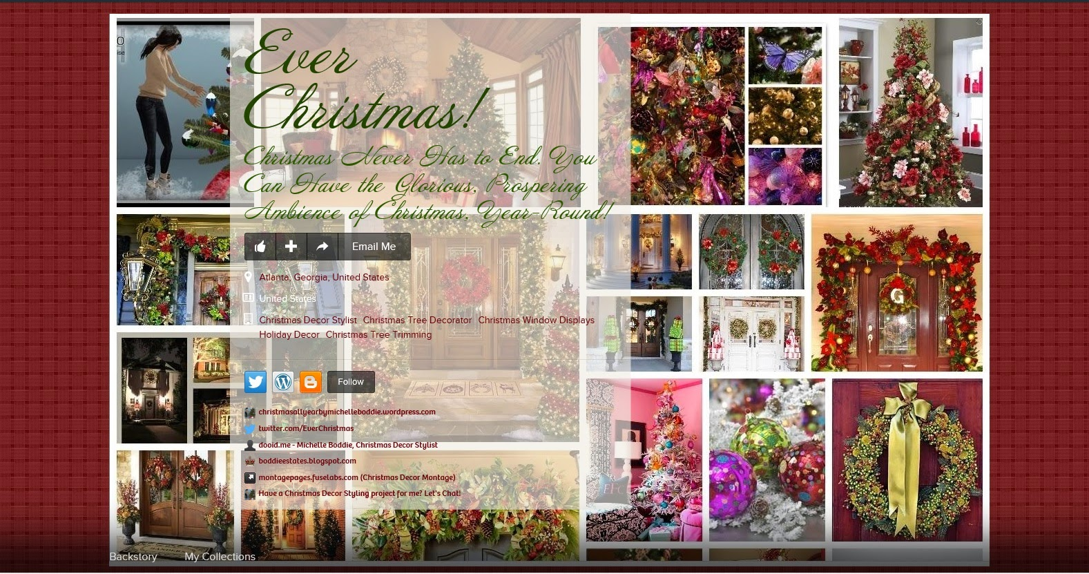 Christmas All Year offers Year-round Christmas Decor Staging/Styling on About.me!