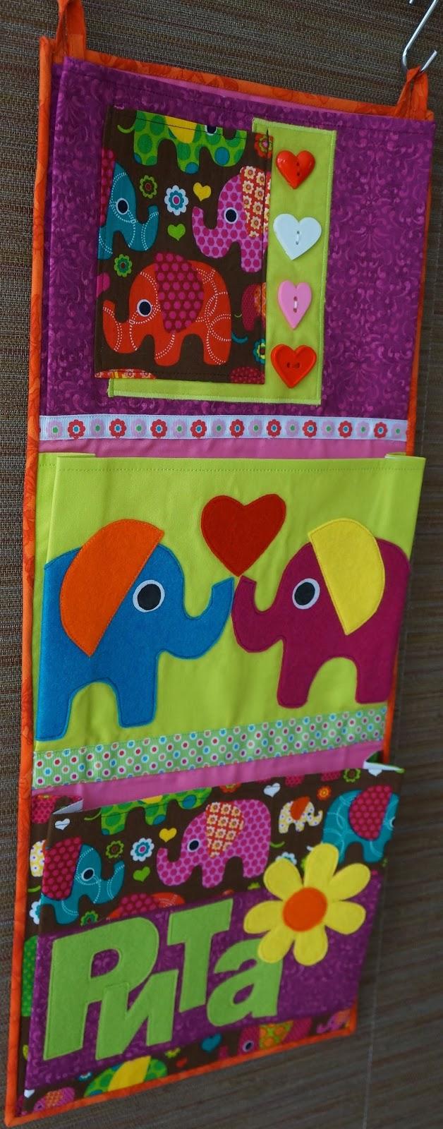 Кармашки слоники
