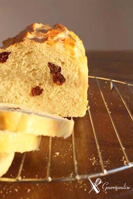 gourmandise pão batata doce fermento natural
