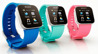 Sony Smart Watch con Android