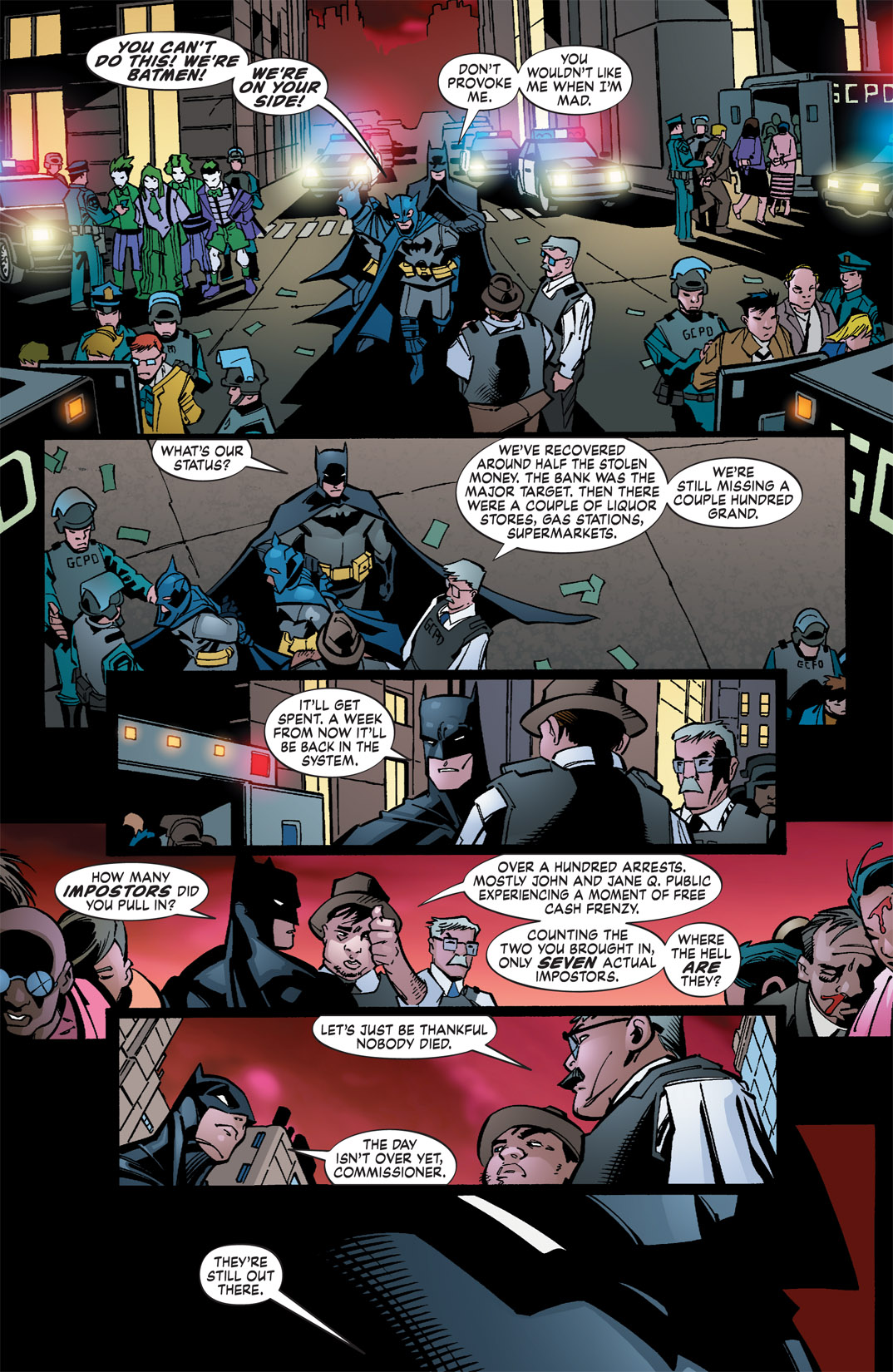 Detective Comics (1937) Issue #868 Page 16