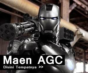 SEKOLAH AGC WAR MACHINE IM