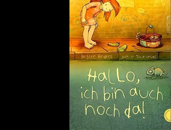 Hallo, ich bin auch noch da!