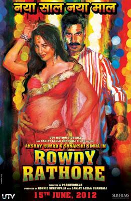 Rowdy Rathore (2012) Online Movie