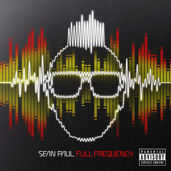 Sean Paul - Full Frequency  Cover