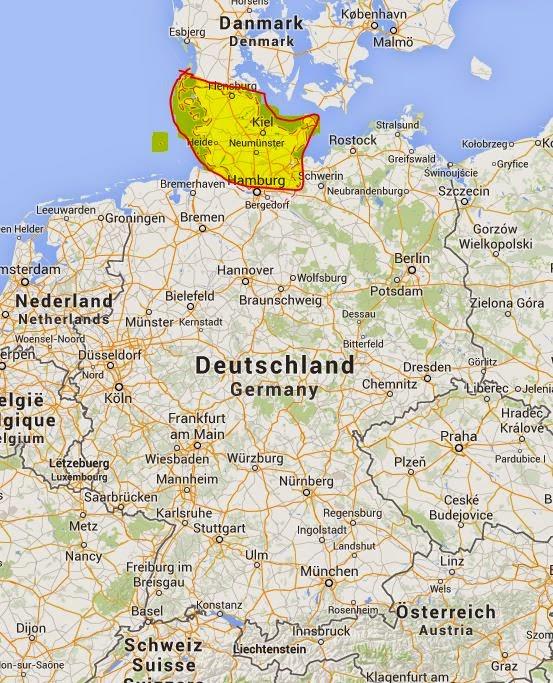 Zycie na emigracji w Niemczech, Kiel, Niemcy, podroze
