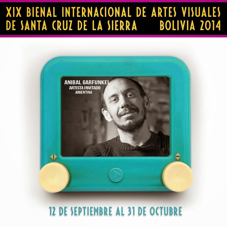 XIX Bienal Internacional De Artes Visuales De Santa Cruz