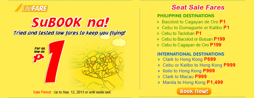 selling period up to sep 12 2013 so grab this chance to book your piso