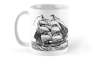 Classic Sailing Ship 01