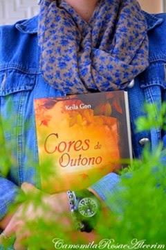 BOOK TRAILLER - Cores de Outono