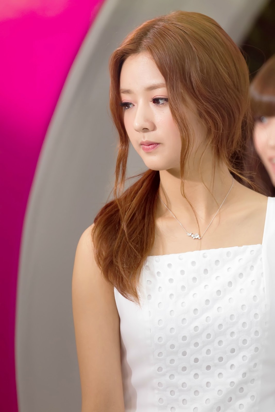 or people generally known as bomi 보미 is member south korea girl
