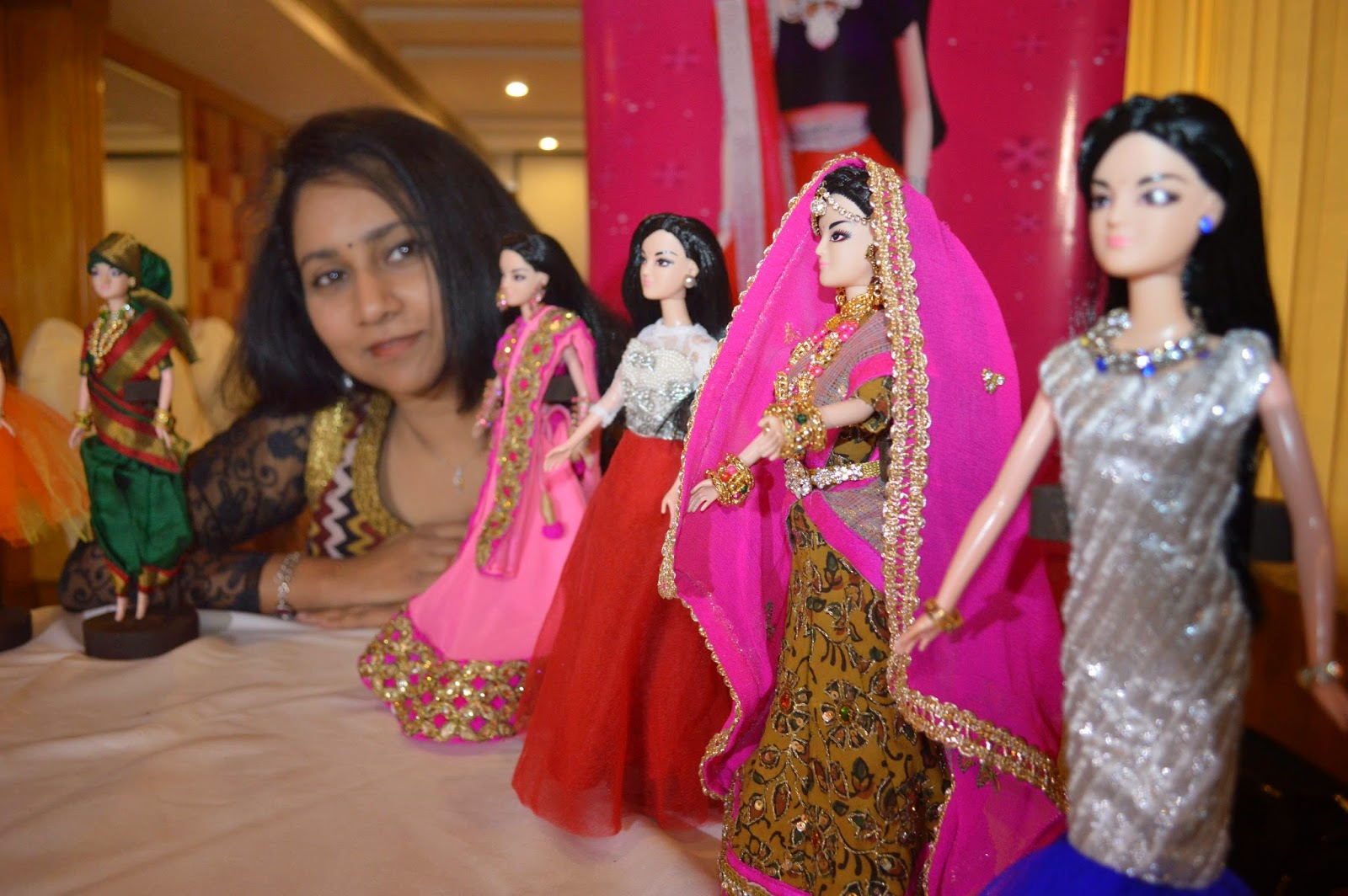 Kiyaa—India's First and Own 100% authentic Fashion Doll