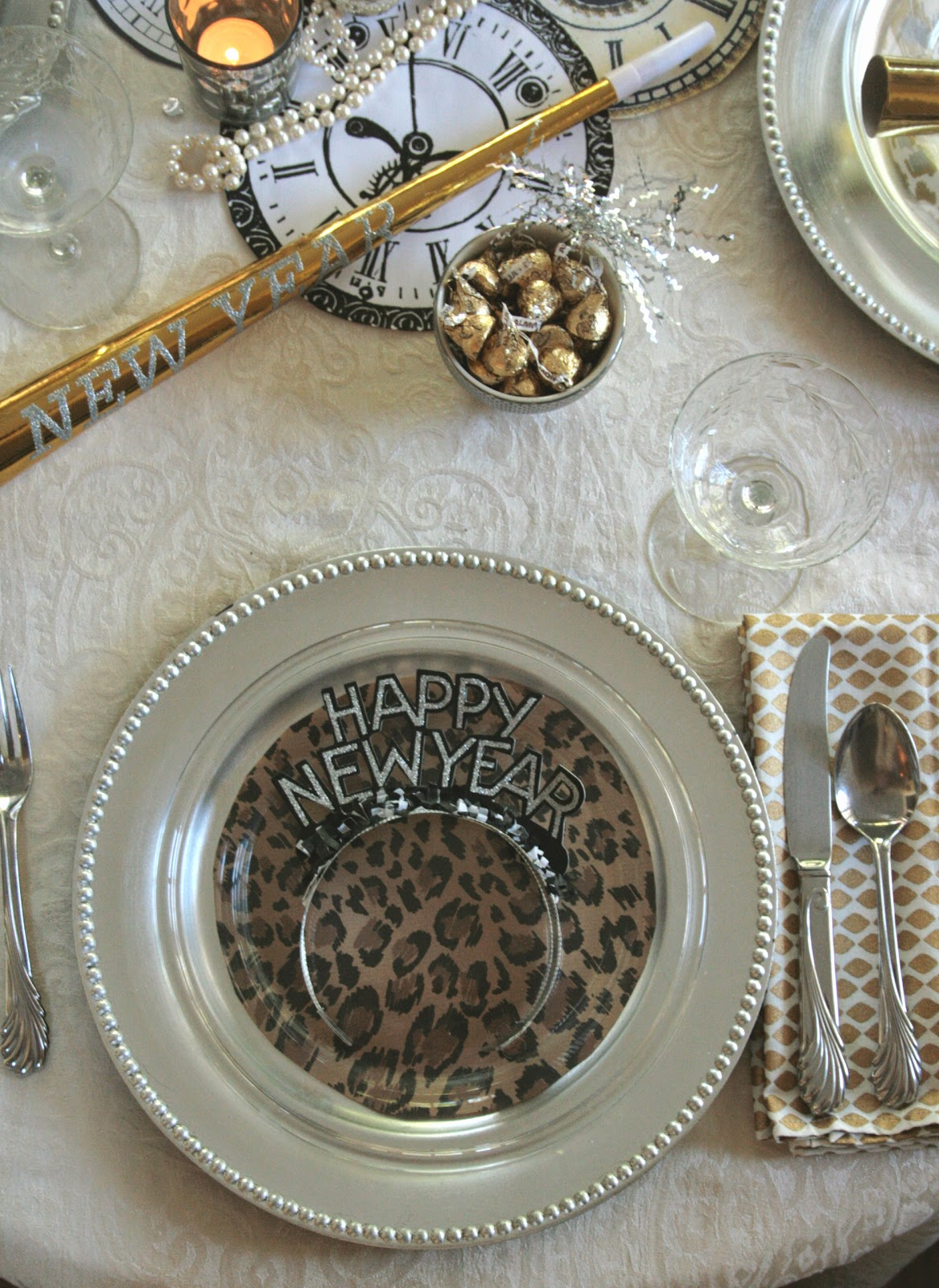 Ciao Newport Beach My New Year S Eve Table