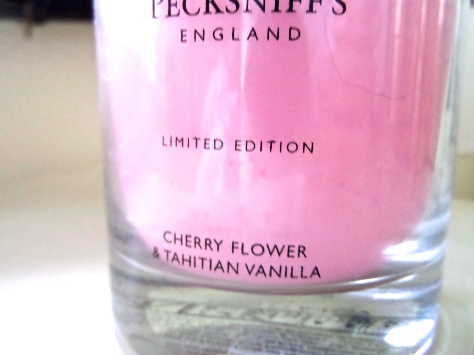 Pecksniff Cherry and Vanilla Candle
