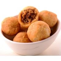 Sweetsinbox : Buy Dry Fruit Mini Kachori 400gm at Rs. 89 : Buytoearn