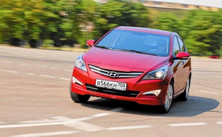 Solaris (Accent) от Hyundai Motor