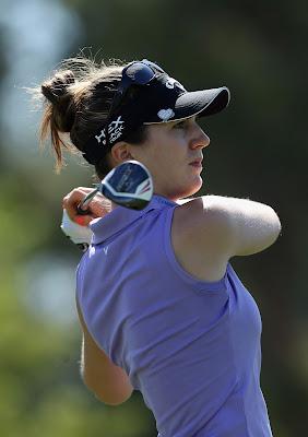 Golf, Sports, Women, Sandra Gal, Germany, Kraft Nabisco Championship, Mission Hills Country Club, Shot,