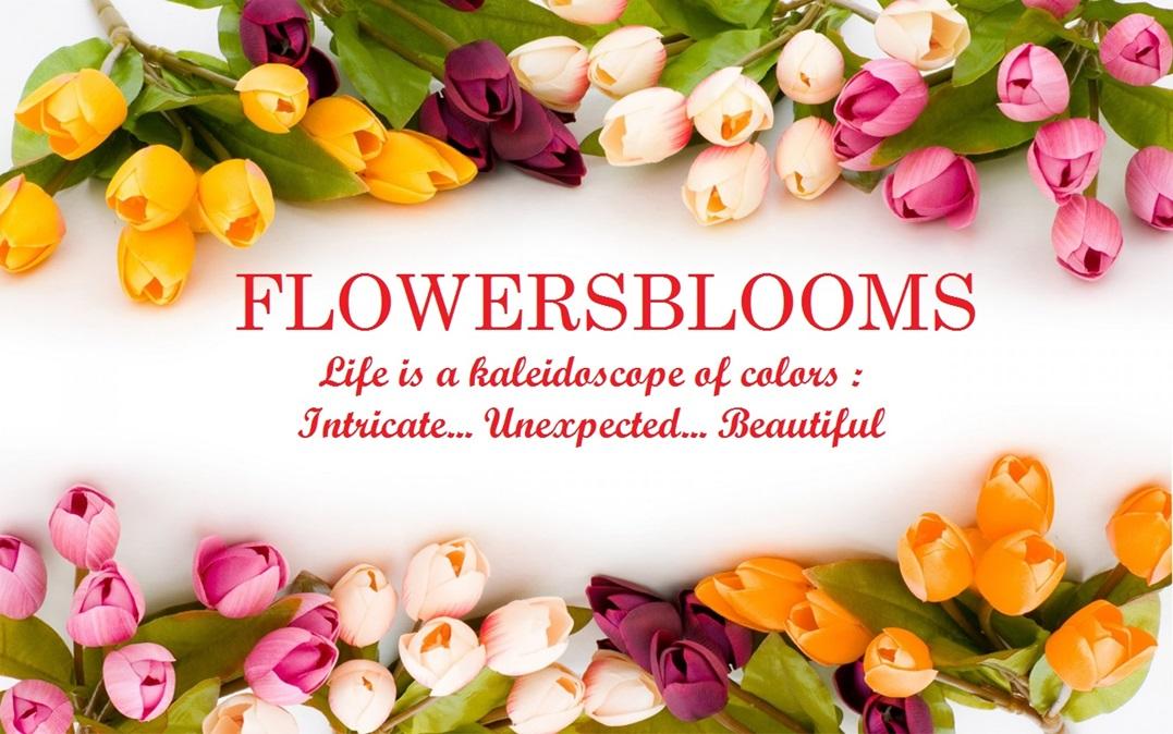 """FLOWERSBLOOMS by """"Elvie"""""""