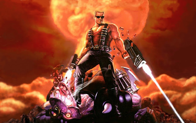 ... do Duke Nukem