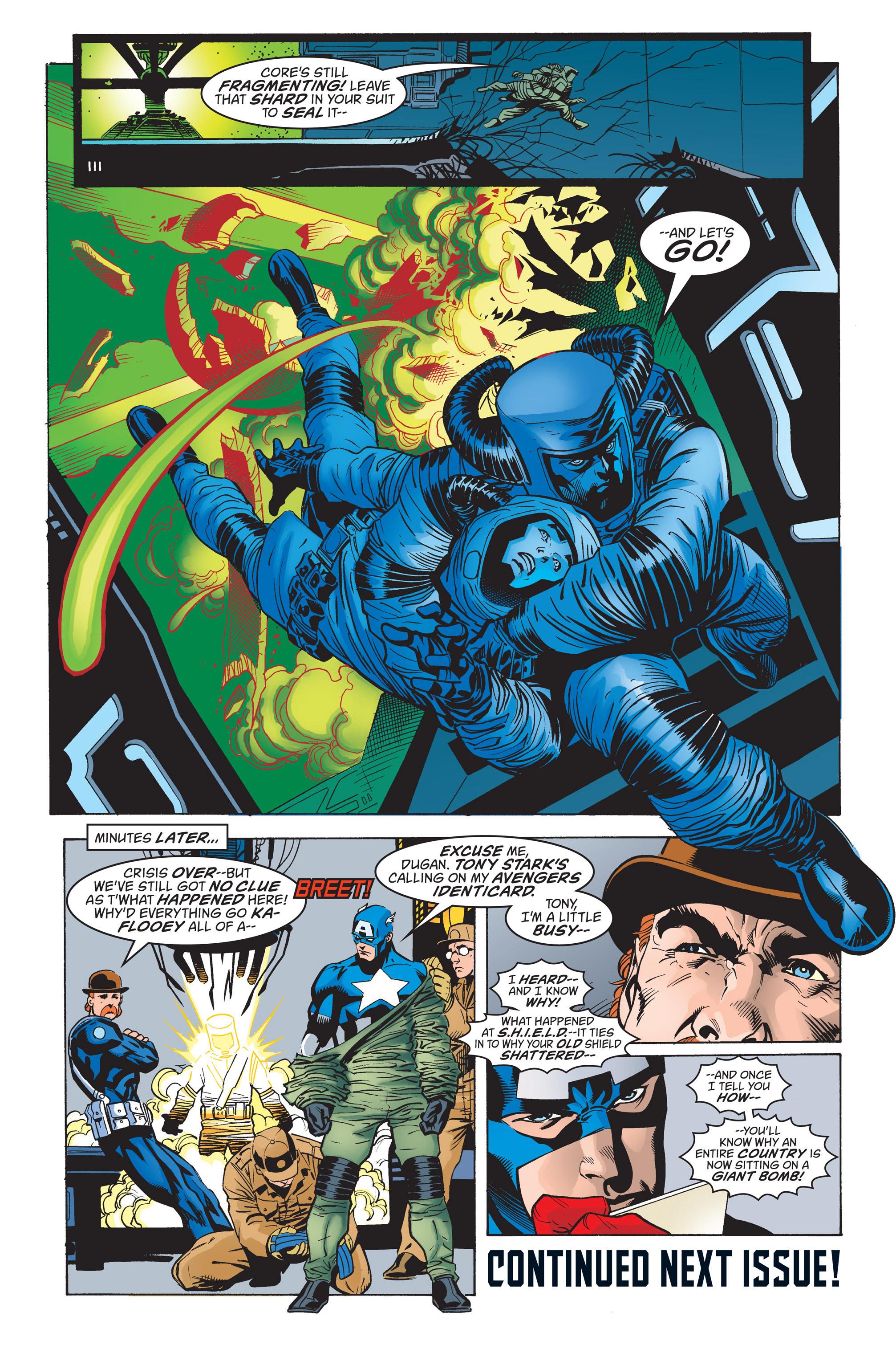 Captain America (1998) Issue #20 #26 - English 17