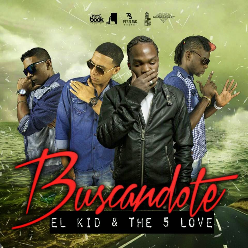 El Kid Ft The 5 love - Buscandote [FMI]