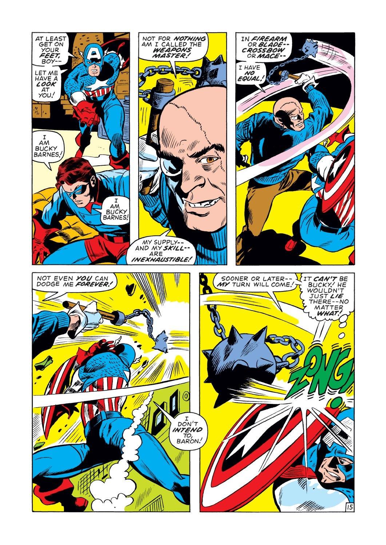 Captain America (1968) Issue #131 #45 - English 15