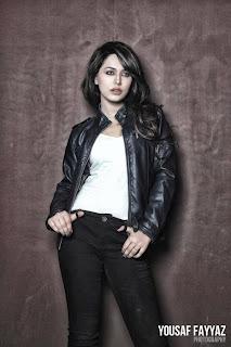 Pakistani Model Beautiful Ayyan Ali Awesome Photo Shoot 2013