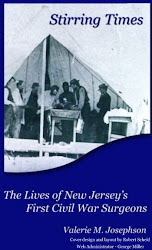 Learn the seldom-told stories of New Jersey's Civil War doctors. Stirring Times, available now.