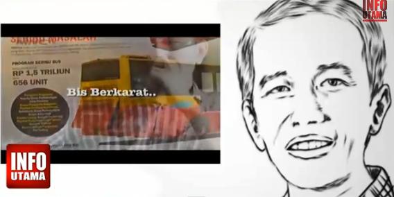 Diduga Prabowo Si Pembuat Iklan Kutagih Janjimu Sudutkan Jokowi