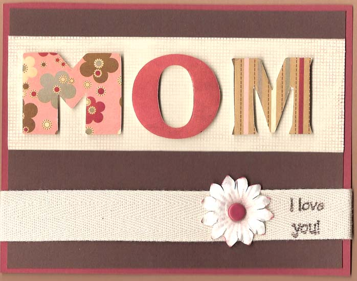 mothers day cards for children. mothers day cards for children