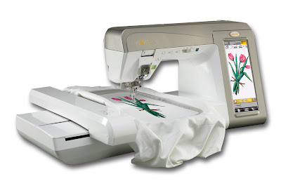 Embroidery Machines - Detailed Sewing Machine Information