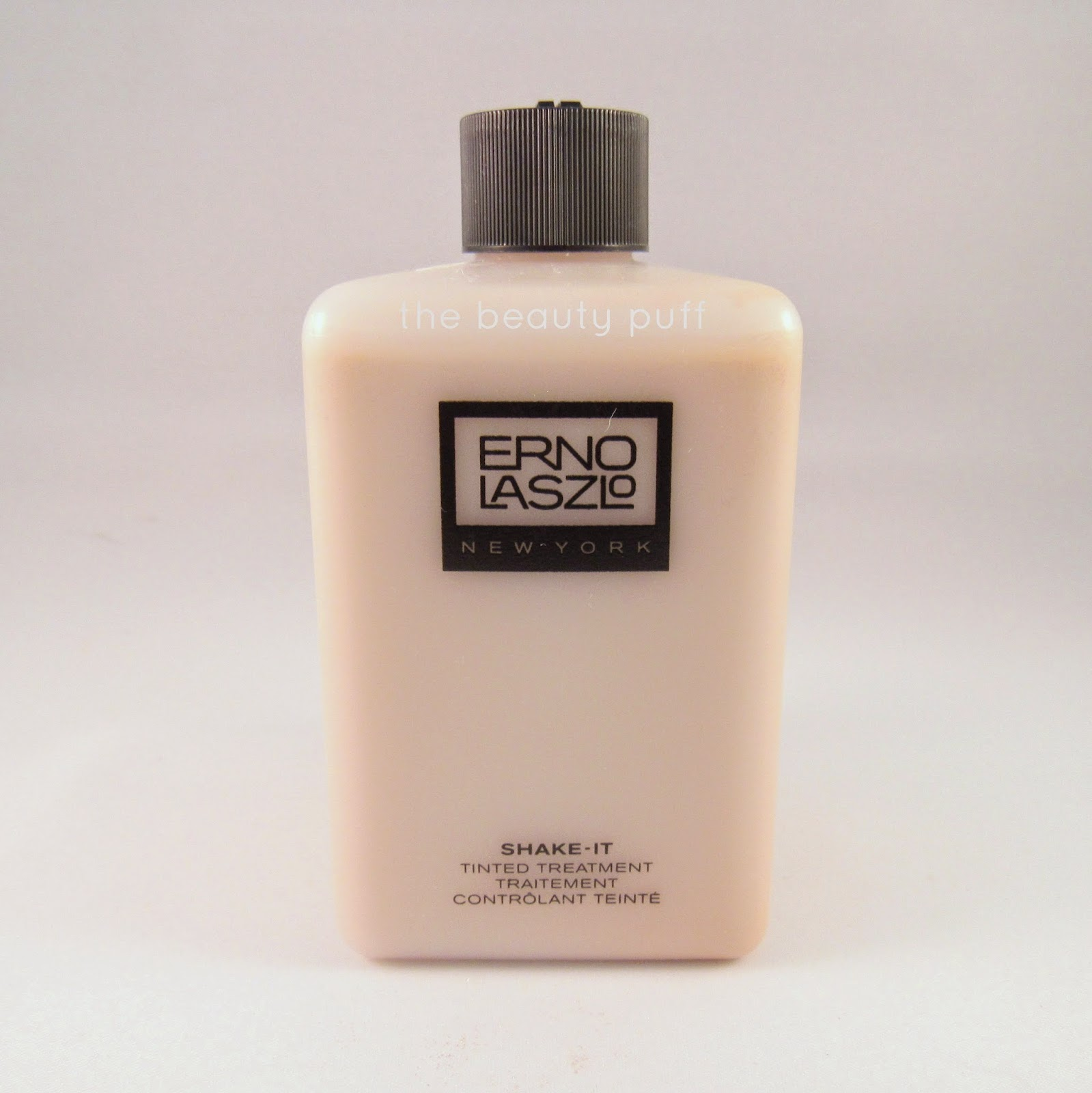 erno laszlo shake it tinted treatment - the beauty puff