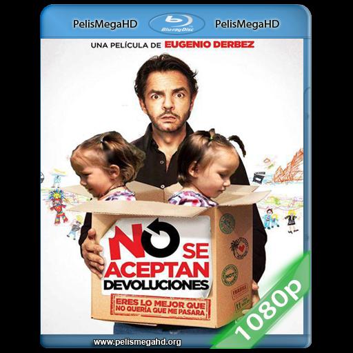 NO SE ACEPTAN DEVOLUCIONES (2013) FULL 1080P HD MKV ESPAÑOL LATINO