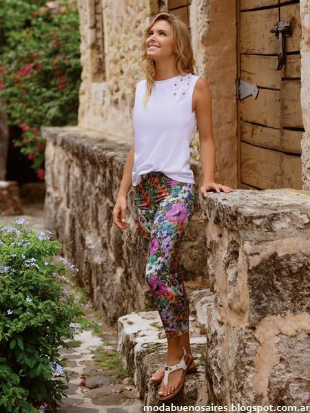 Moda primavera verano 2015 Marcela Koury looks de moda.