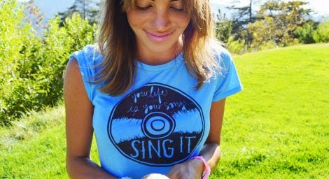 sing+it+tomboy+tee+soul+flower - Your Life Is Your Song