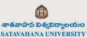 Satavahana-University-Degree-time-table-2015