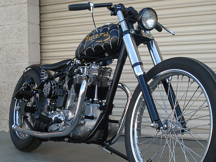 four aces motorcycles