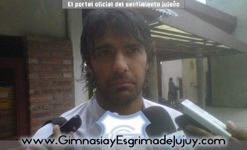 Nicolas Minici se va de Gimnasia de Jujuy