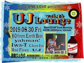 8/30/fri -UJ Lounge vol.26 at 新宿One Love