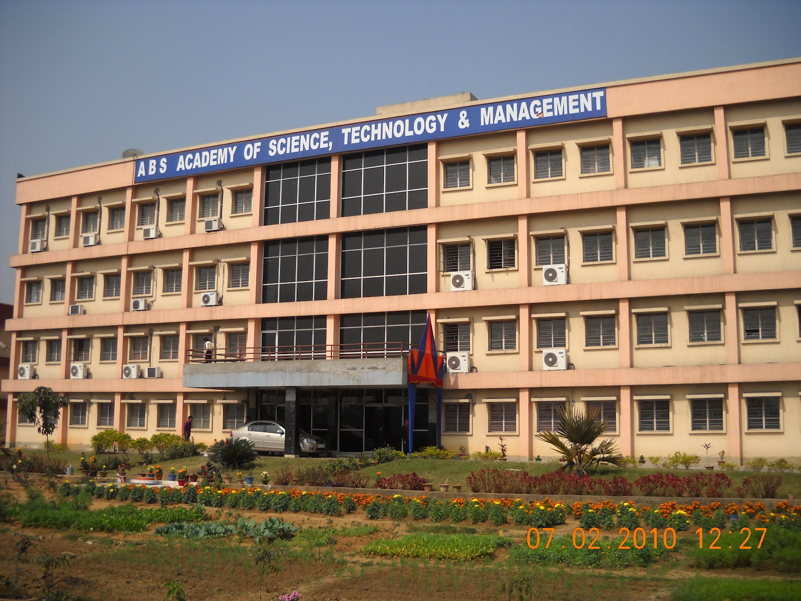ABS ACADEMY OF SCIENCE,TECHNOLOGY AND MANAGEMENT.