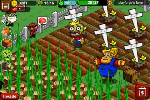 Из чего делать клей в зомби ферме