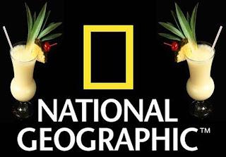 piña colada National Geographic